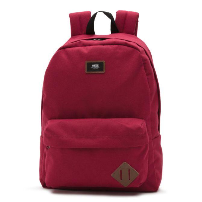 Рюкзак VANS Mn Old Skool Ii Backpack Rhumba Red 22L