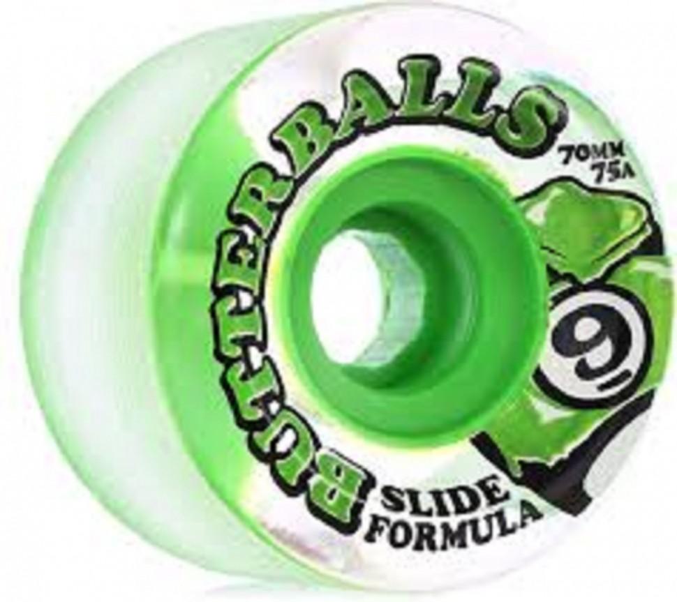 Колеса SECTOR9 Butterball Slide GREEN