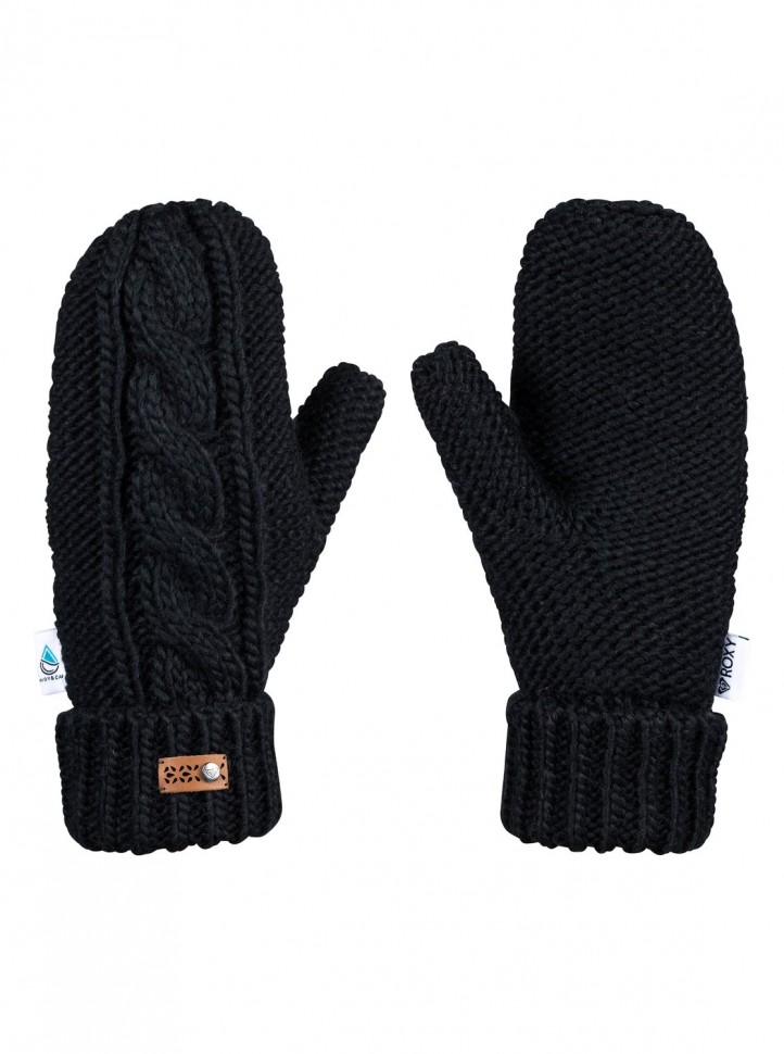 Варежки ROXY Winter Mittens J True Black фото