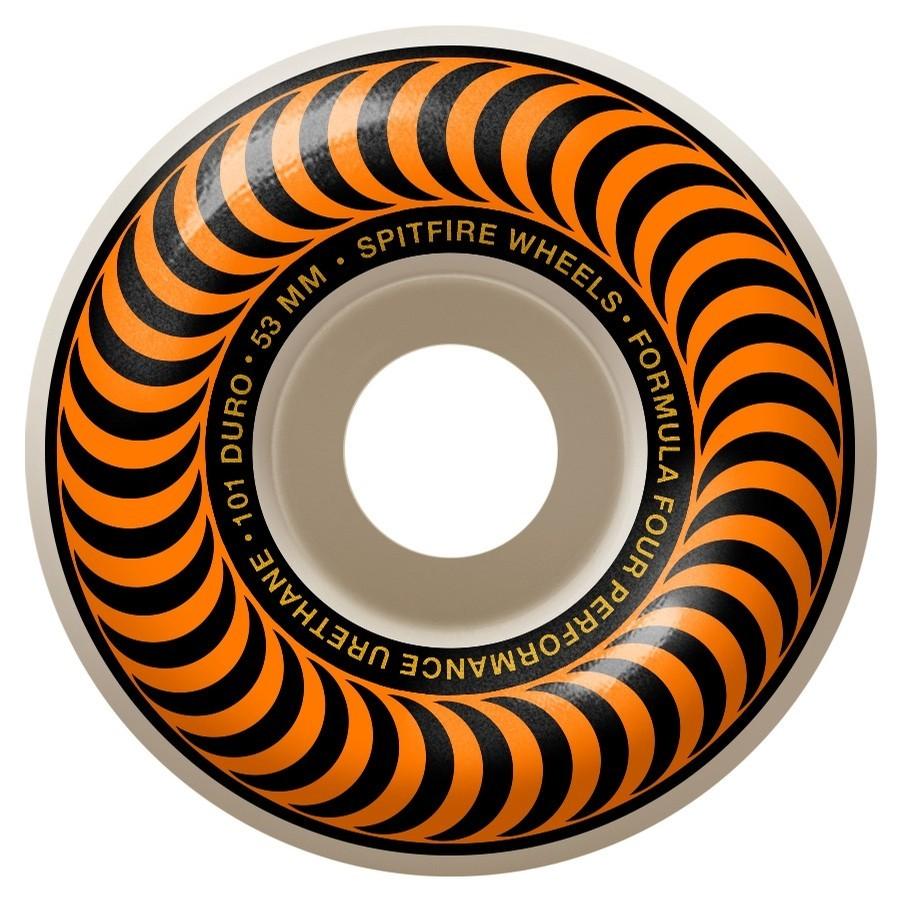 Колеса SPITFIRE F4 Classic Orange