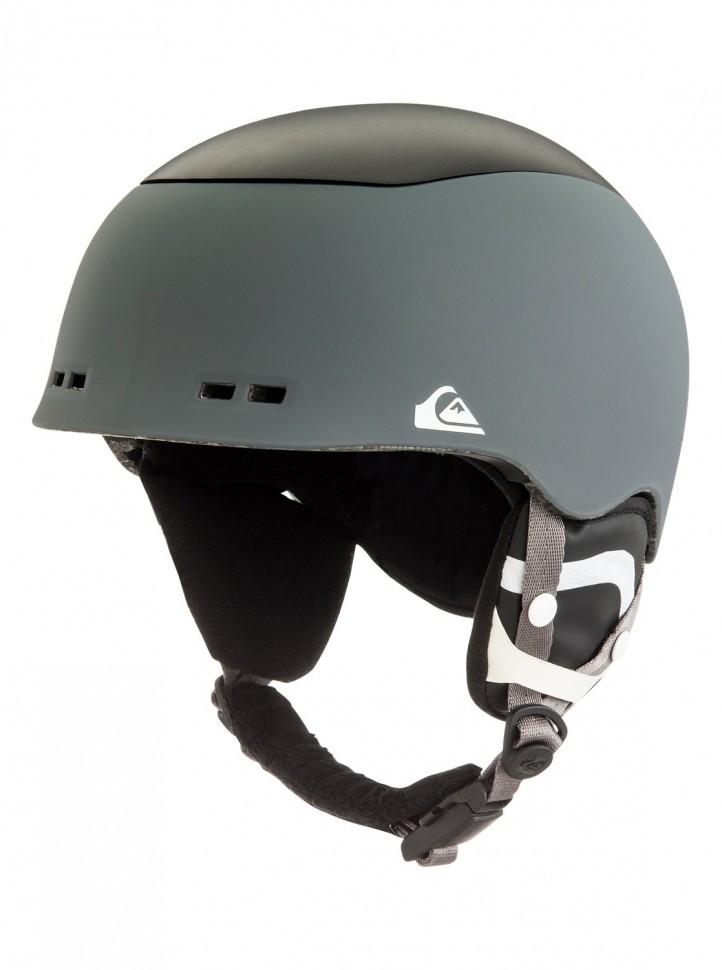 Шлем д/горных лыж и сноуборда QUIKSILVER Lennix M Black