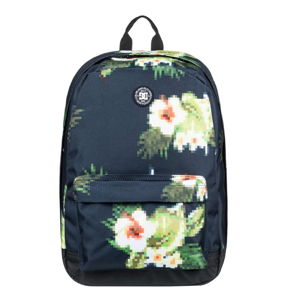 Рюкзак мужской DC SHOES Backstack Print M Dark Indigo Hibygarden
