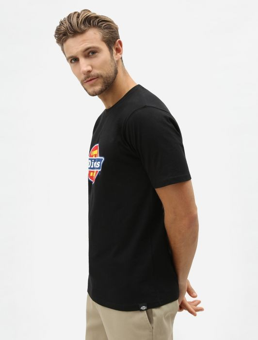 Футболка DICKIES Horseshoe Tee Men Black 2020  фото