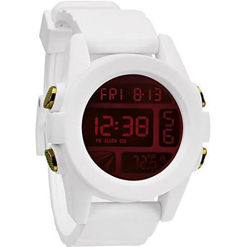 Часы NIXON Unit A/S White/Iridium