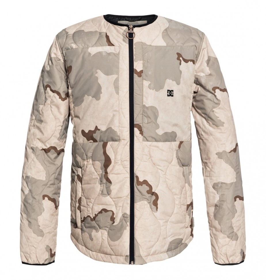 Куртка DC SHOES Command Insulat M Incense Dcu Camo Men фото