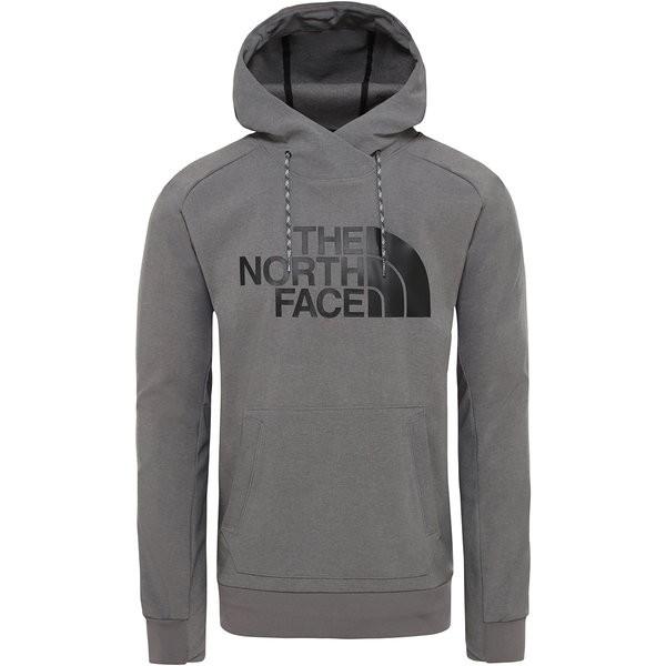 Купить со скидкой Худи для сноуборда THE NORTH FACE M Logo Hoodie Medium Grey Heather
