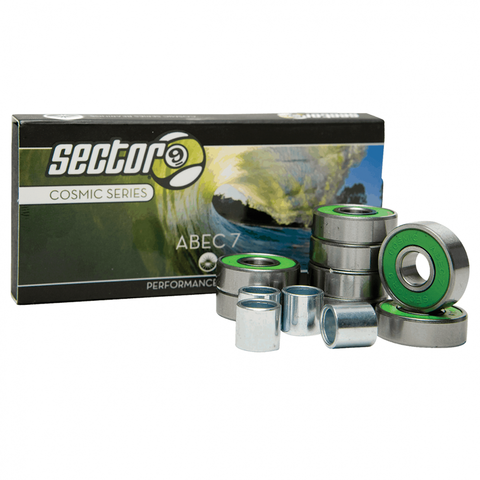 Подшипники SECTOR9 Cosmic Bearings Abec 7