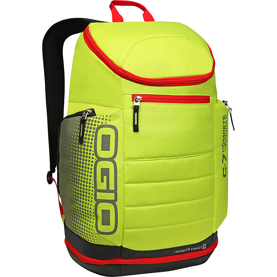Рюкзак OGIO C7 Sport Pack A/S Lime Punch