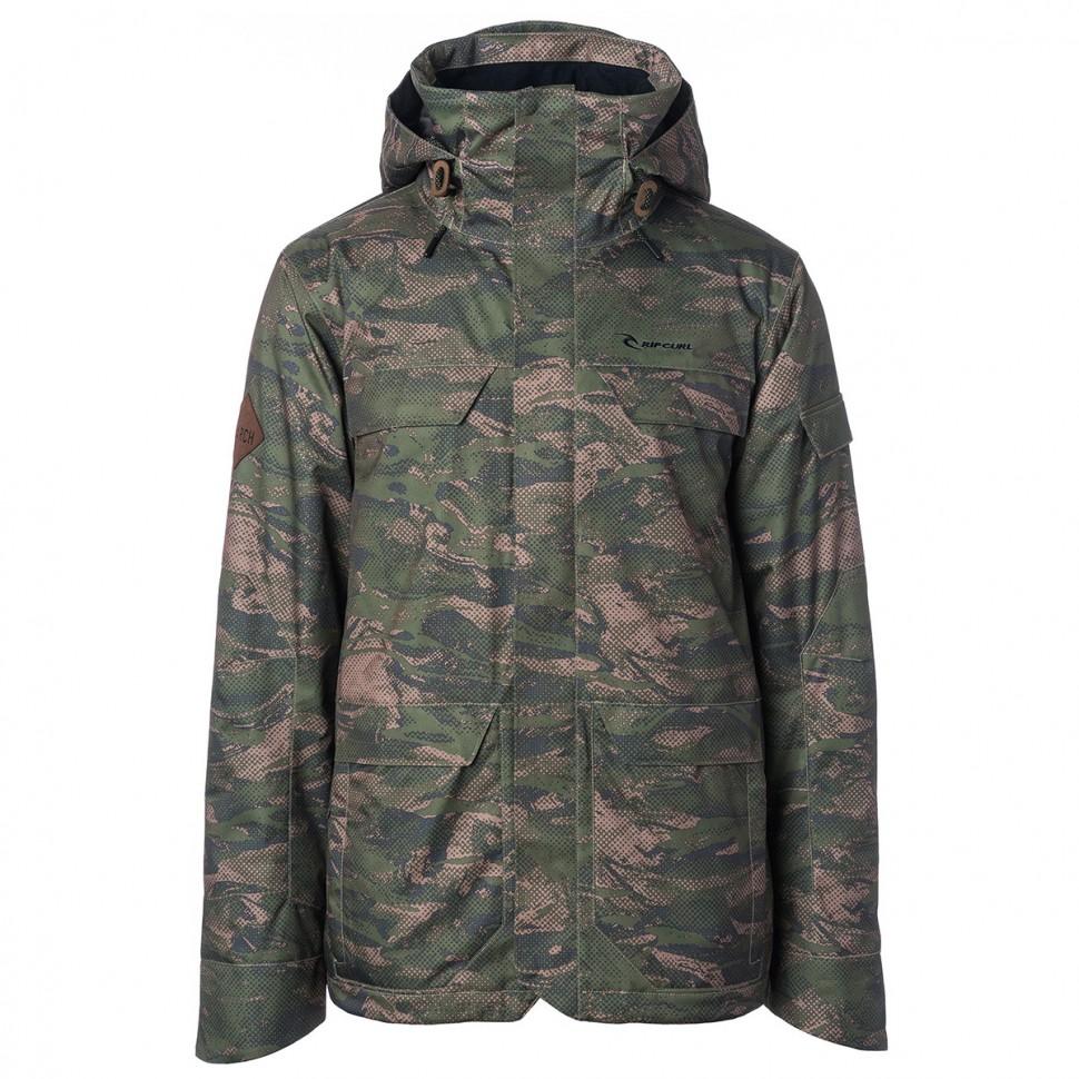 Купить со скидкой Куртка для сноуборда мужская Pow Pow PTD Jacket Cypress