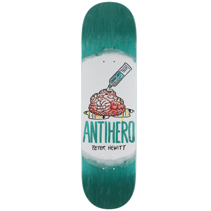 Дека для скейтборда ANTI-HERO Brd Hewitt Devolution 8.75