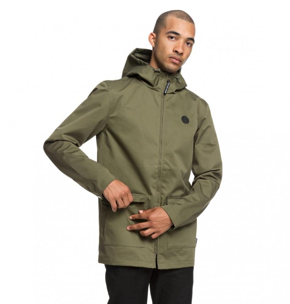 Куртка DC SHOES Exford 2 M Burnt Olive фото