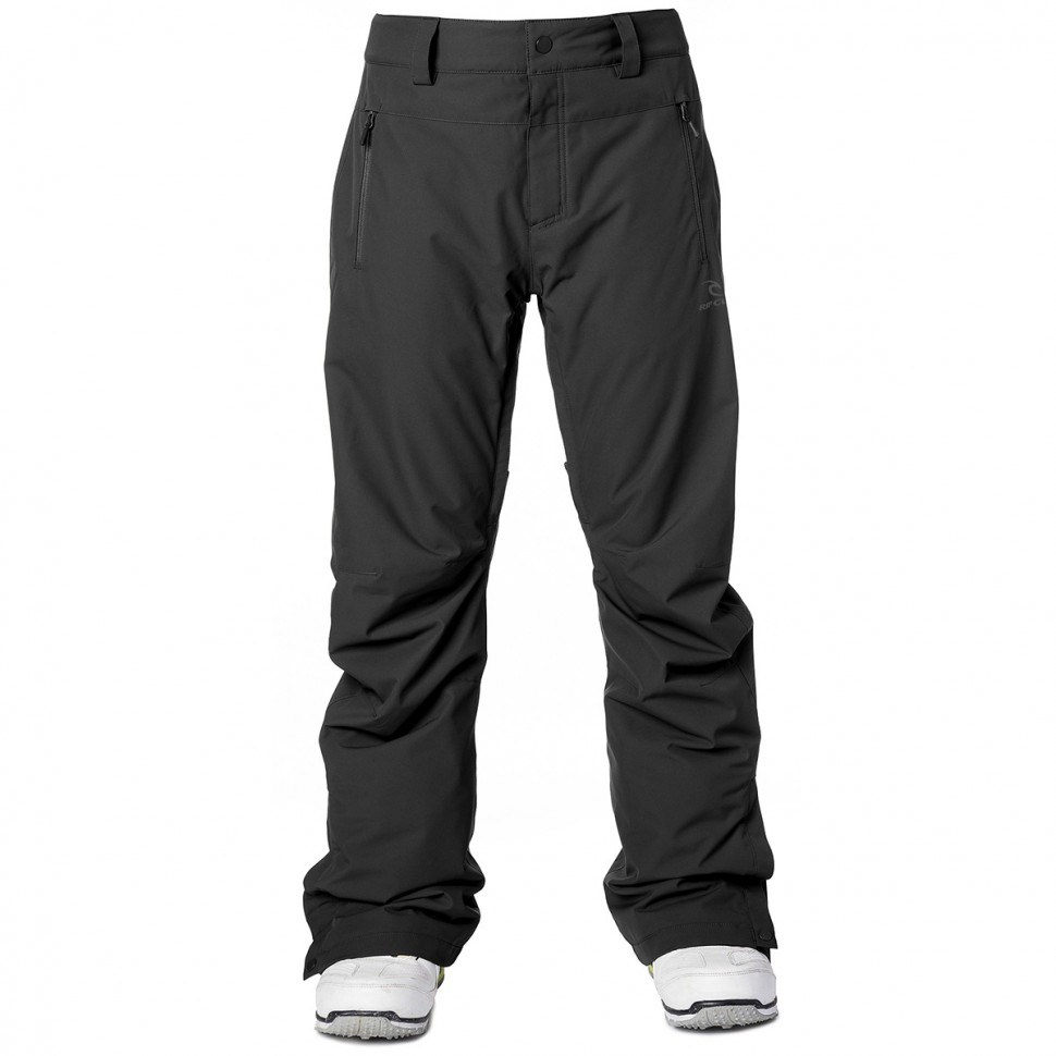 Штаны для сноуборда мужские RIPCURL Base Pant Jet Black фото