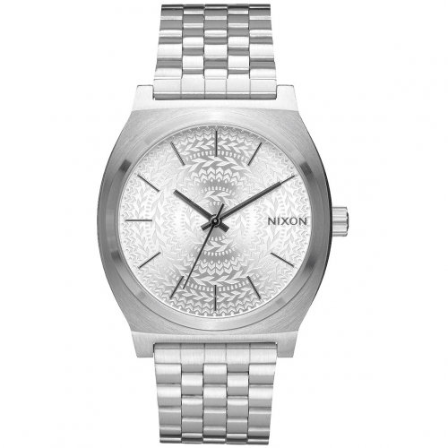 Часы NIXON Time Teller A/S All Silver/Stamped