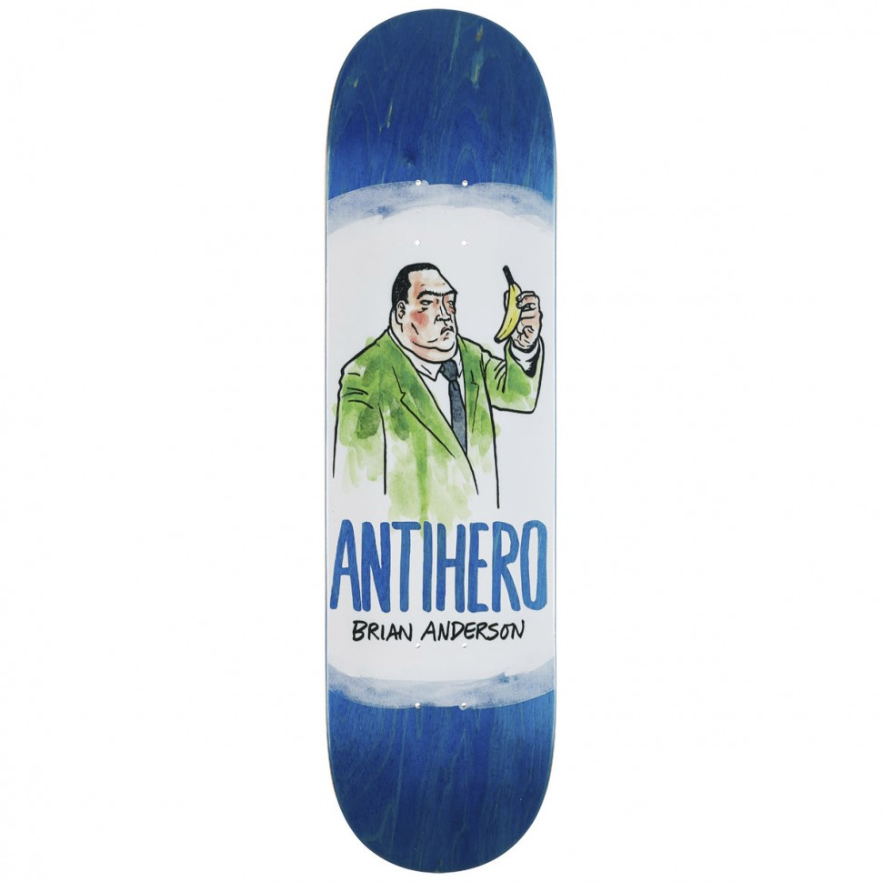 Дека для скейтборда ANTI-HERO Brd Ba Devolution 8.12