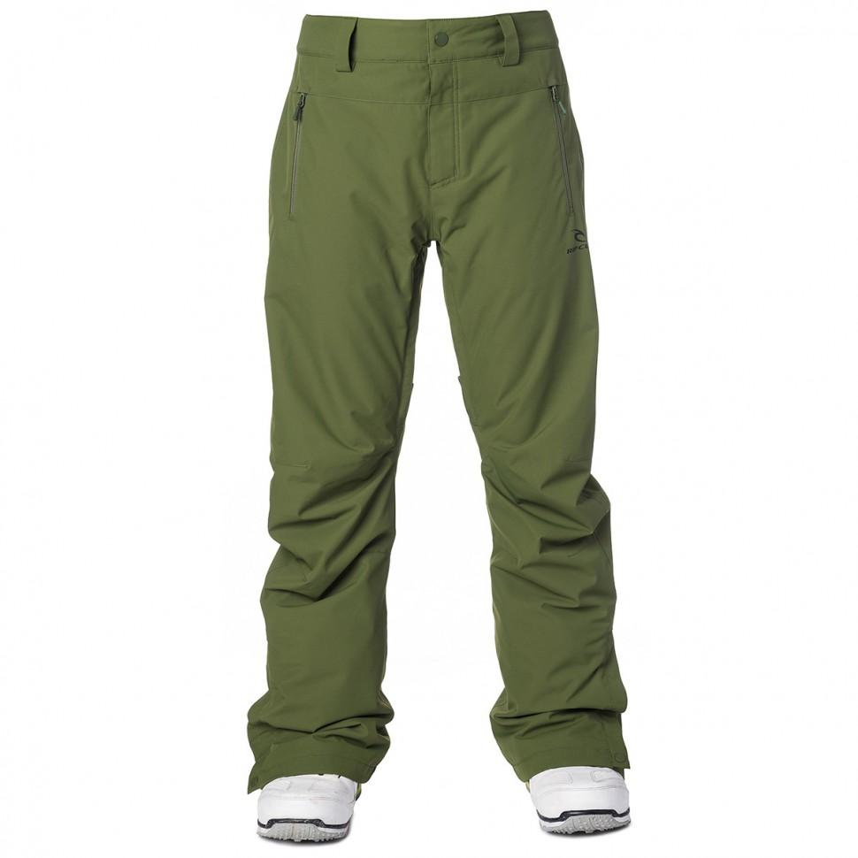 Штаны для сноуборда мужские RIPCURL Base Pant Cypress фото