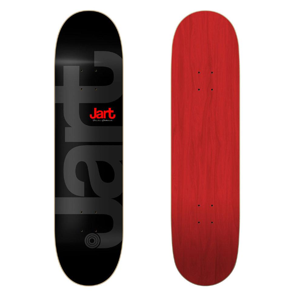 Дека Для Скейтборда JART Little Biggie Hc Deck ASSORTED 8