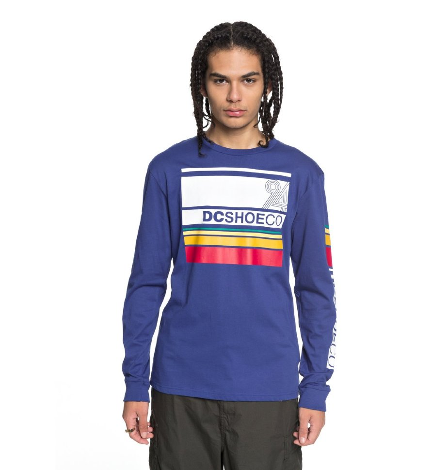 DC SHOES MAD RACER LS M