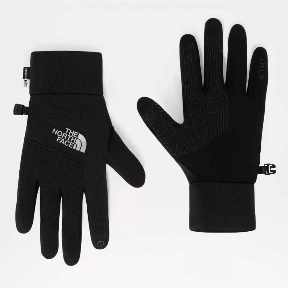 Перчатки THE NORTH FACE Etip Glove Tnf Black/Silver