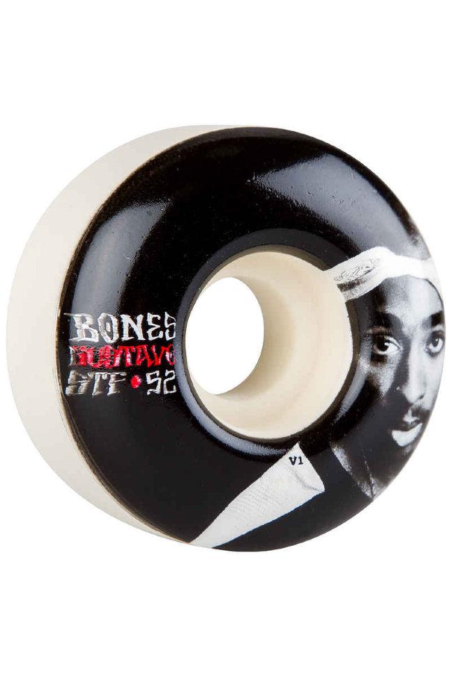 Колеса для скейтборда BONES Gustavo Og White 50 mm фото