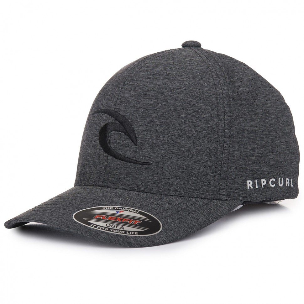 Кепка RIP CURL Phase Icon Curve Peak Cap Black