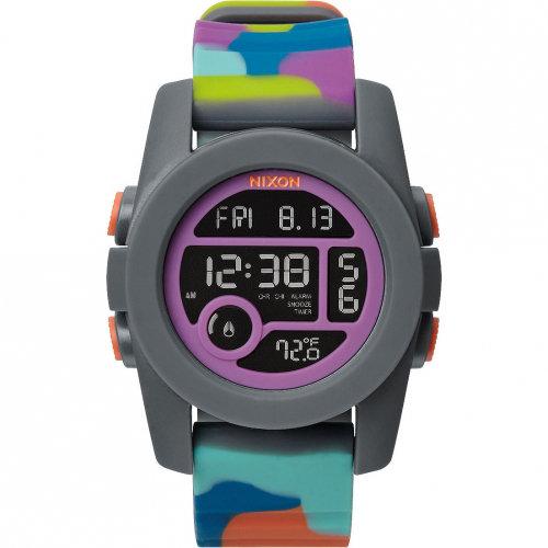 Часы NIXON Unit 40 A/S Neo Preen