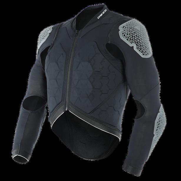 Жилет защитный для сноуборда DAINESE Rhyolite 2 Safety Jacket Black 2020 фото