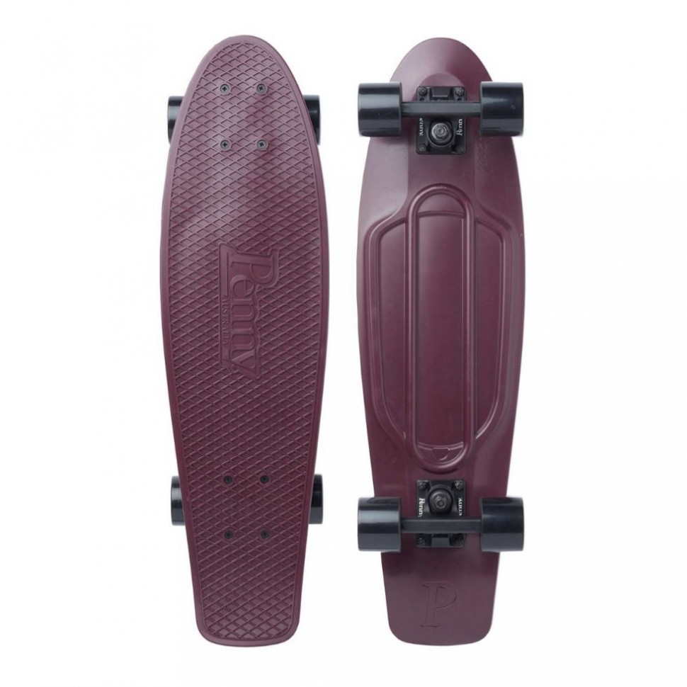 Комплект лонгборд PENNY Dark Purple 27