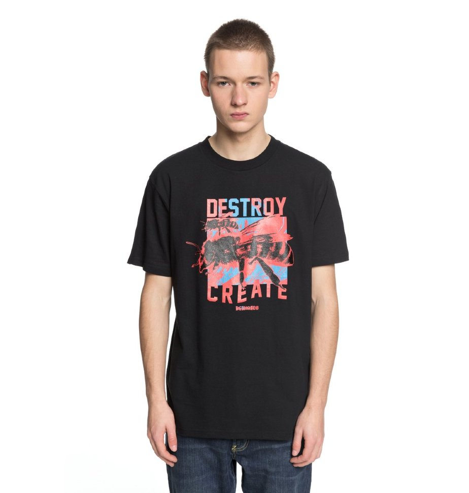 DC SHOES BEES ATTACK SS M