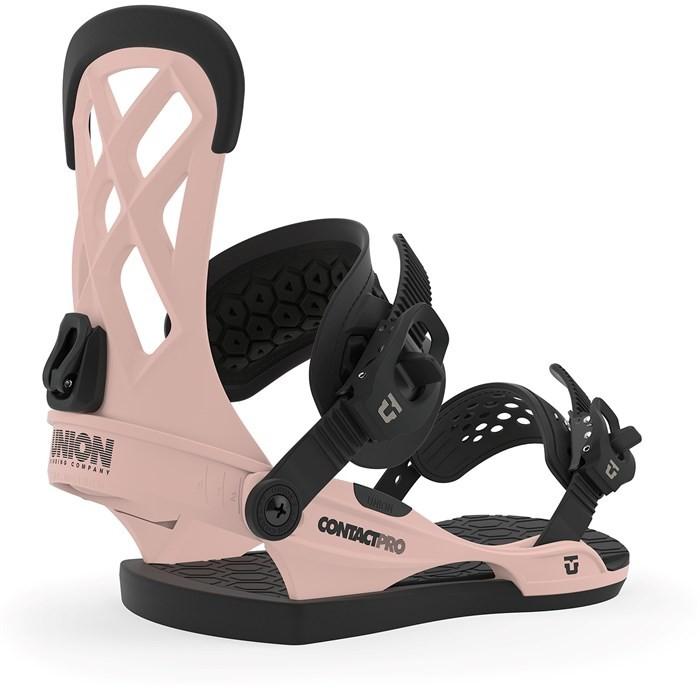 Крепления для сноуборда мужские UNION Contact Pro Pink 2020 фото