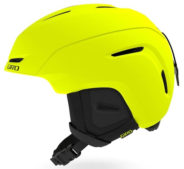Шлем горнолыжный GIRO Neo Matte Citron 2020 фото