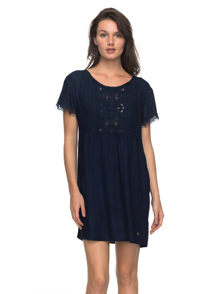 Платье женское ROXY Darktolight J Dress Blues