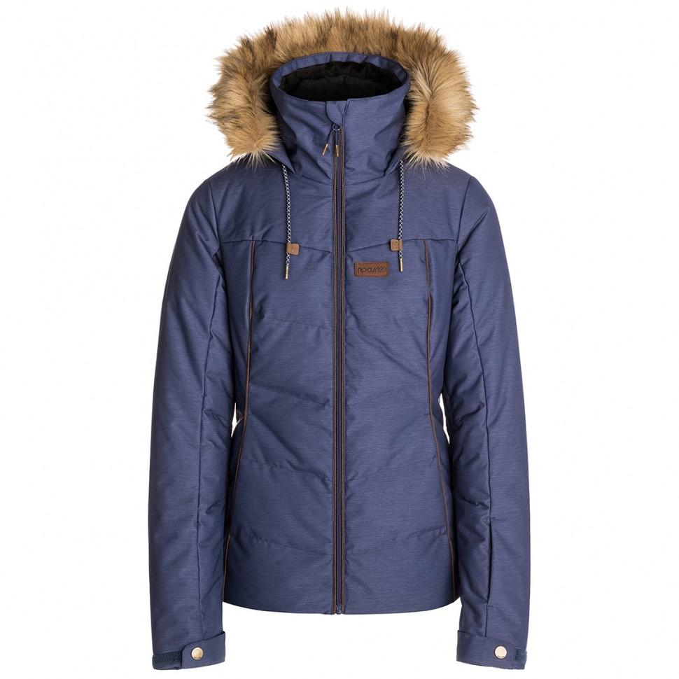 Купить со скидкой Куркта для сноуборда женская RIPCURL Fury Jacket Patriot Blue