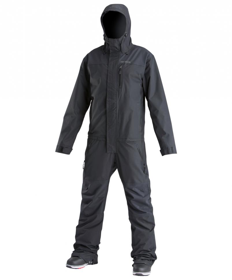 Комбинезон мужской AIRBLASTER Beast Suit Black фото