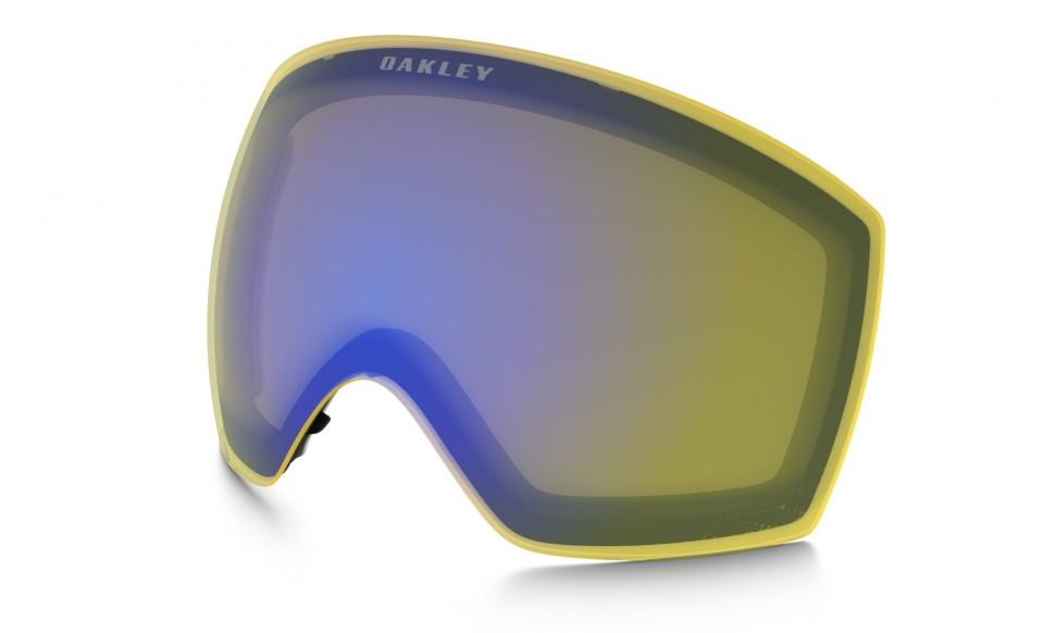Фото #1: Линза для маски OAKLEY Repl. Lens Flight Deck High-Intensity Yellow