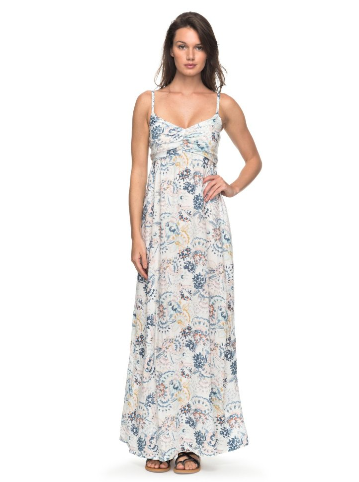 Платье женское ROXY Brilliantst J Marshmallow Mahna