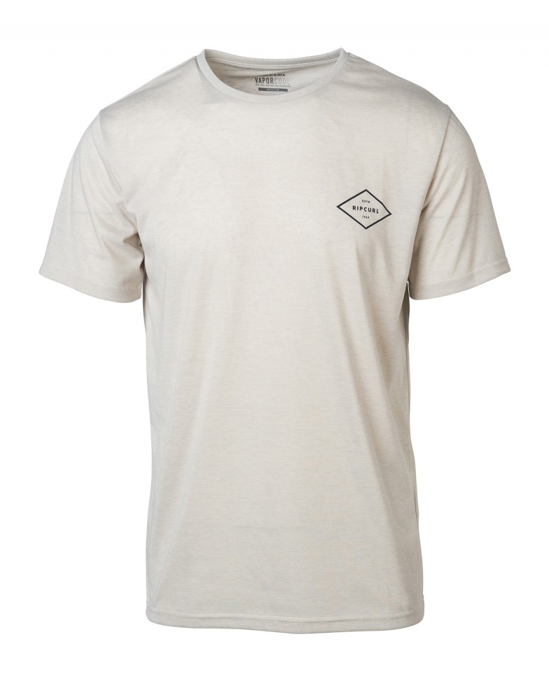 RIP CURL YELLOW DESERT, ESSENTIAL SURFERS LS TEE  фото
