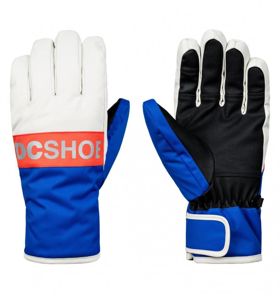 Купить со скидкой Перчатки сноубордические DC SHOES Franchise Glove M Surf The Web