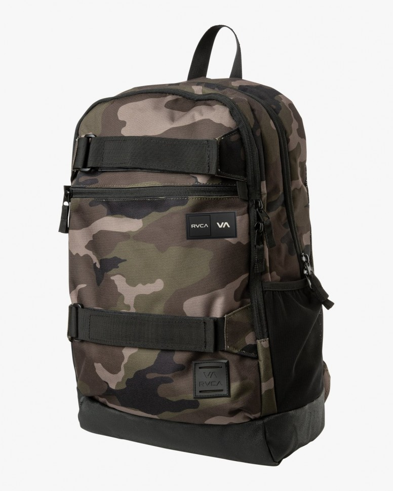 Рюкзак RVCA Curb Backpack Camo 27L 2020  фото
