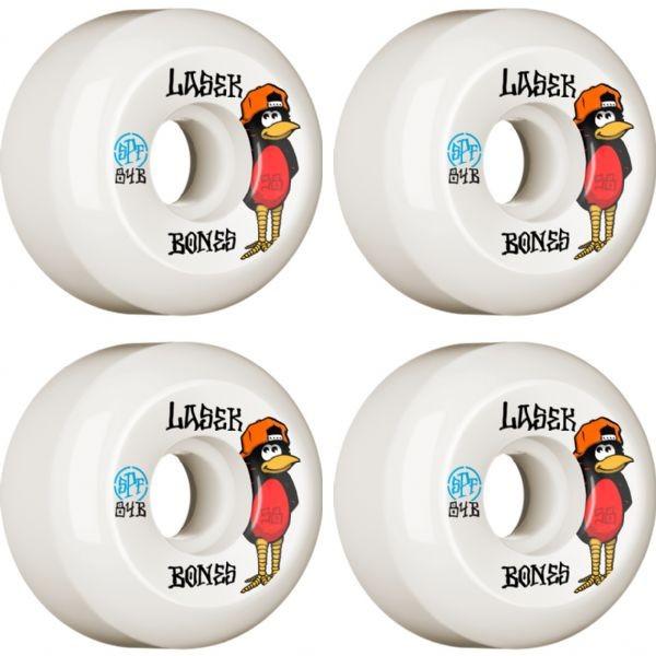 Колеса для скейтборда BONES Lasek Oriole P5 Assorted 54мм 104A 2020 фото