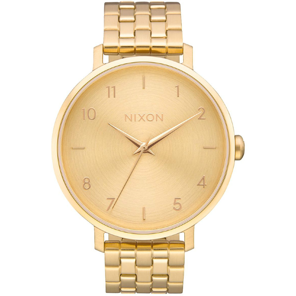 Часы NIXON Arrow A/S All Gold