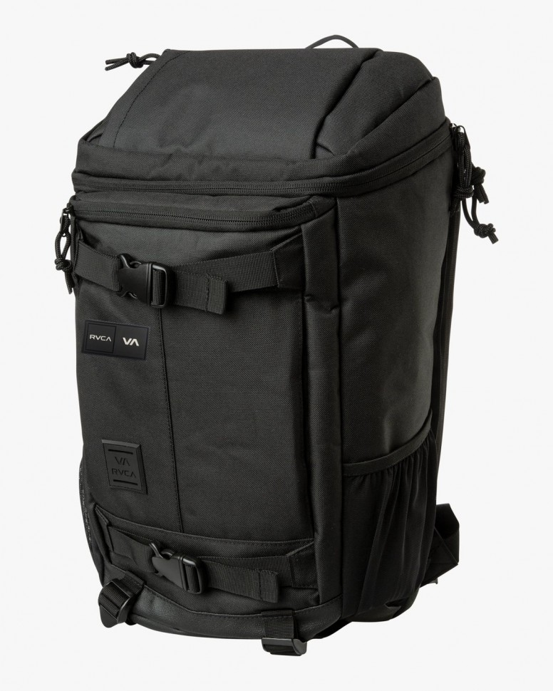 Рюкзак RVCA Voyage Skate Backpack Black 25L 2020  фото