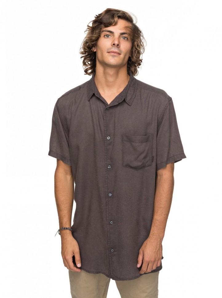 Рубашка мужская QUIKSILVER Fluidacidss M Tarmac фото
