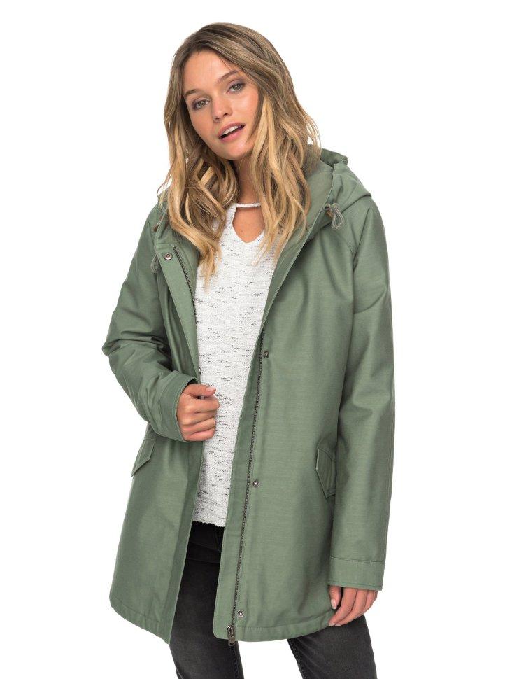 Куртка женская ROXY Sunnyflyaway J Olive