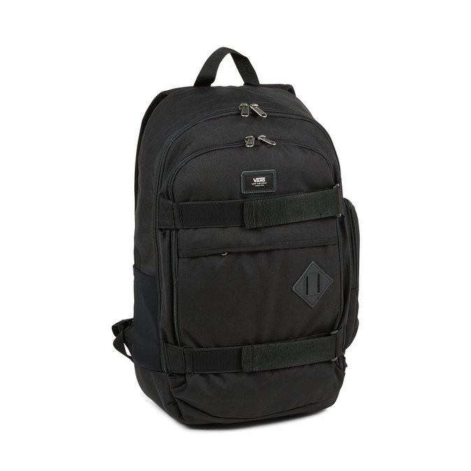 Рюкзак VANS Transient III Skatepack Black