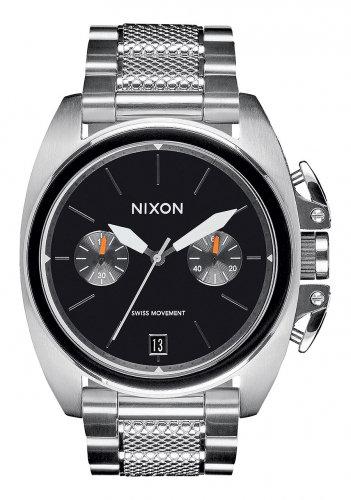 Часы NIXON Anthem Chrono A/S Black