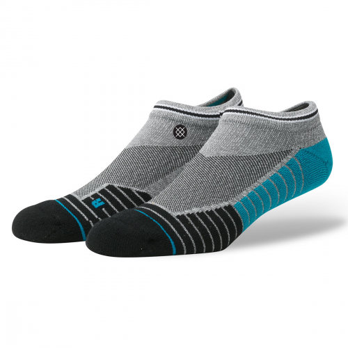 Носки STANCE Athletic Fusion Richter Low SS17 Grey фото
