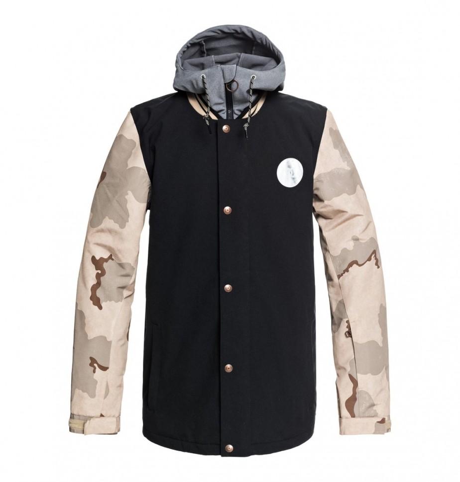 Куртка для сноуборда мужская DC SHOES Dcla Jkt M Incense Dcu Camo Men