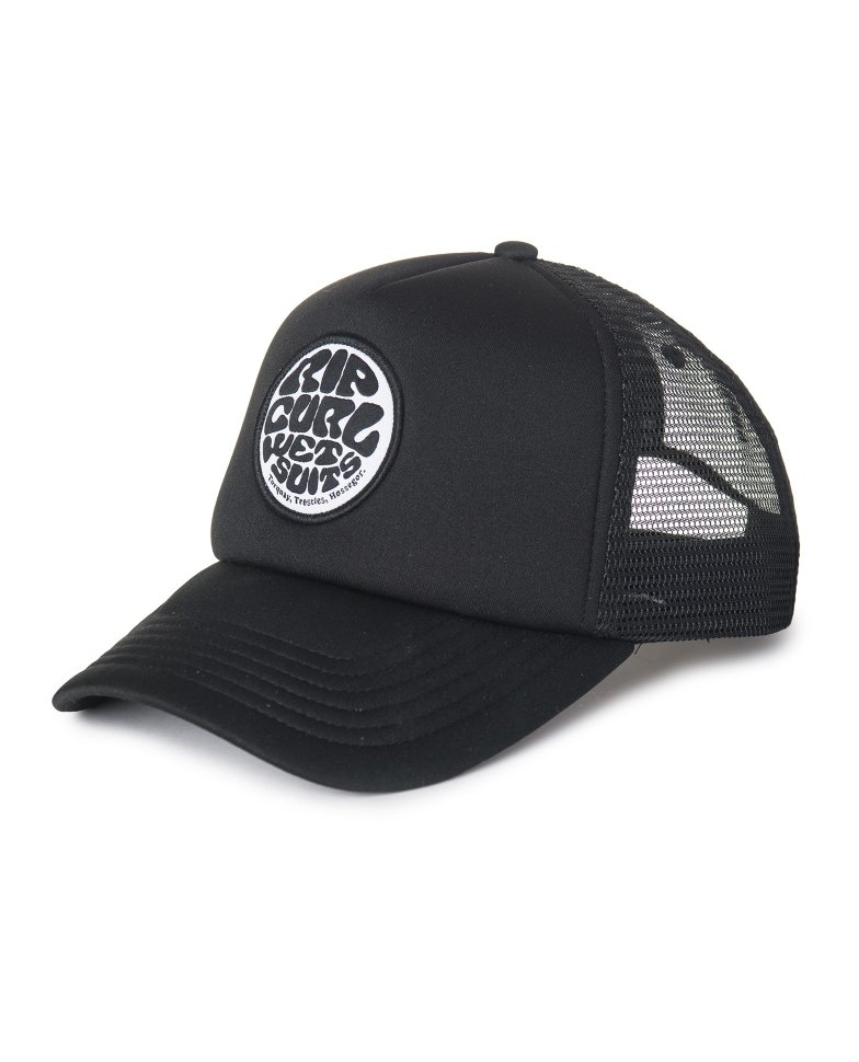 RIP CURL WETTY CURVED TRUCKER CAP