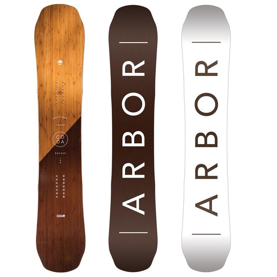 Купить со скидкой Сноуборд мужской ARBOR Coda Rocker