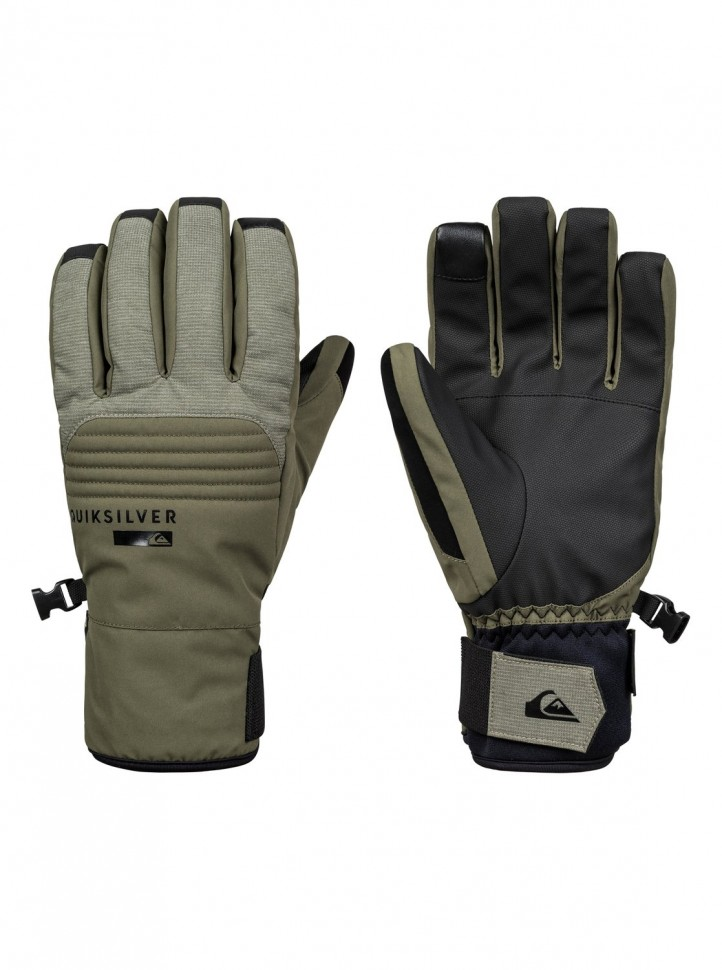 Перчатки QUIKSILVER Hill Gore Glove M Grape Leaf фото